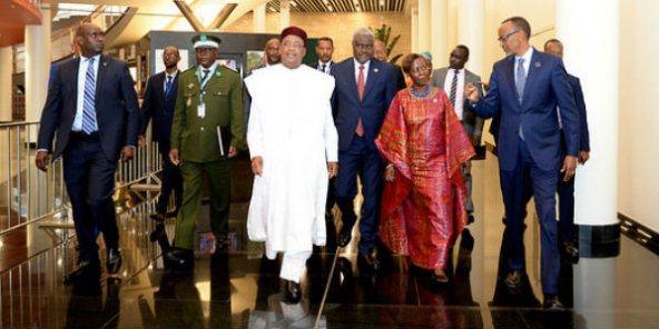 Union africaine : l'accord sur la zone de libre-échange continentale signé à Kigali