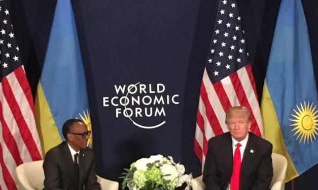 Le Président Paul Kagame parle de son entretien avec Donald Trump au célèbre politologue américain, Ian Bremmer