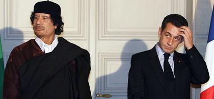 GEOPOLITIQUE : Le Rôle de Nicolas Sarkozy dans l'Elimination de Kadhafi Etait-Il Plus Personnel que Géopolitique ?