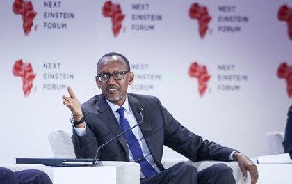 KIGALI : NEF 2018, Kagame Appelle les Pays à Créer un Environnement Favorable à l'Investissement dans la Recherche