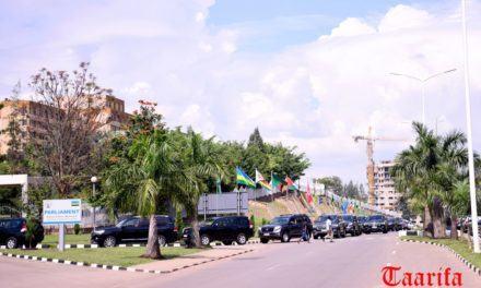 Sommet de l'Union Africaine : les chefs d'Etat arrivent à Kigali