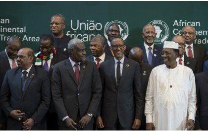 Quarante quatre pays signent les accords de Kigali pour le Marché de Libre échangeQuarante quatre pays signent les accords de Kigali pour le Marché de Libre échangeQuarante quatre pays signent les accords de Kigali pour le Marché de Libre échange
