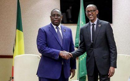 SENEGAL : Lutte Contre le Chômage des Jeunes: Le Rwanda Inspire le Président Macky Sall