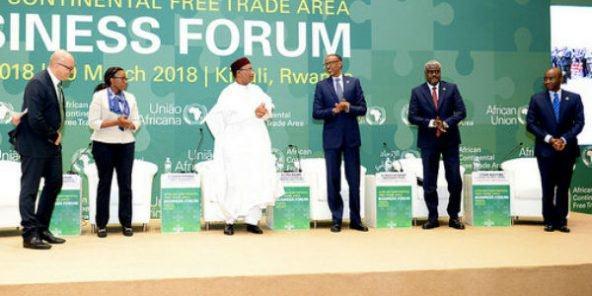 Union africaine : ce qu'il faut retenir du sommet sur la Zone de libre-échange continentale