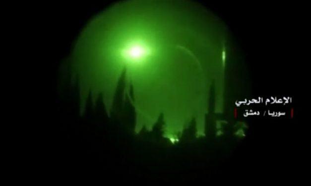 Syrie : cibles, réactions… ce que l'on sait sur les raids de la coalition occidentale