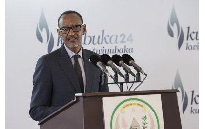 Abatibuka baba birengagiza ukuri- Perezida Kagame