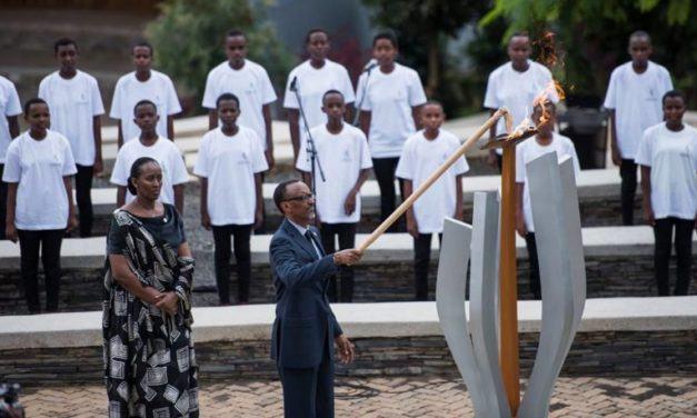 La France s'associe au Rwanda dans la Commémoration du Génocide contre les [Ba] Tutsi