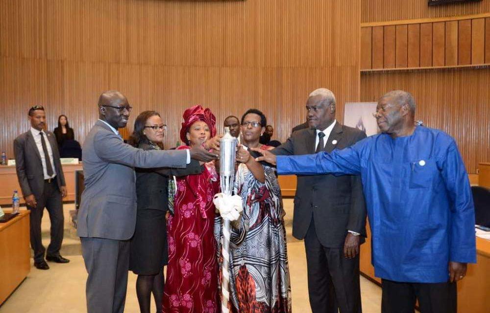 L'Union Africaine rejoint les Rwandais dans la commémoration du Génocide perpétré contre les Batutsi.