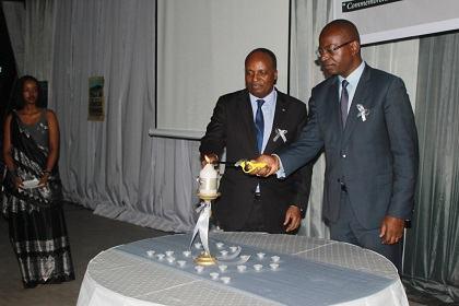GENOCIDE : 24ème Commémoration du Génocide Contre les Tutsi à Brazzaville