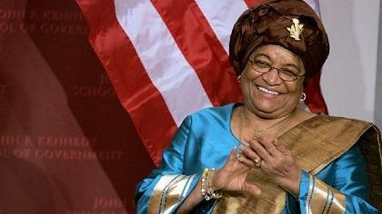 CHANGEMENT : L'Afrique Change, Selon Ellen Johnson Sirleaf