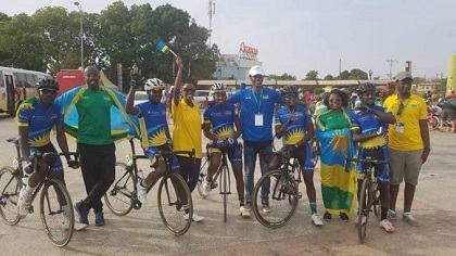 CYCLISME : Au Tour du Sénégal, l'Equipe du Rwanda se Montre Active