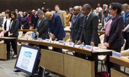 Kwibuka24: La Communauté Internationale rend hommage aux victimes du Génocide.