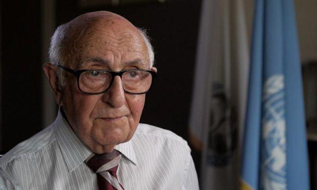 Les survivants de génocide perpétré contre les [Ba]Tutsi demandent à l'ONU de ne pas renouveler le contrat du Juge Meron (88 ans)