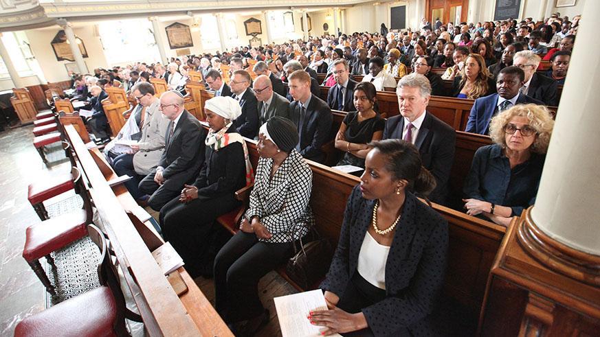 L'Ambassadeur du Rwanda a appelé la Grande-Bretagne à arrêter les présumés génocidaires vivant sur son sol