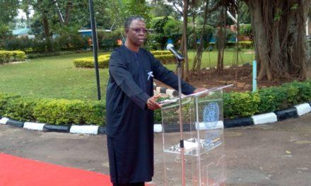 «Nous devons nous souvenir des nôtres tout en demeurant résilients et vigilants» -Fode Ndiaye