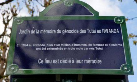 Génocide contre les Batutsi du Rwanda: La France représentée à la cérémonie du souvenir.