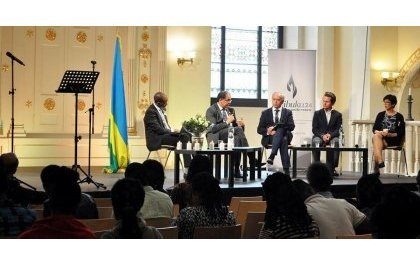 Pologne: Abanyarwanda bibutse ku nshuro ya 24 Jenoside yakorewe Abatutsi