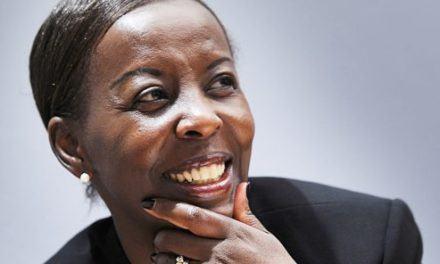 La rwandaise Louise Mushikiwabo, candidate à la tête de l'OIF