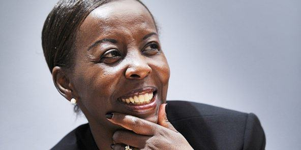 Les 50 Africains les plus influents – 5. Louise Mushikiwabo