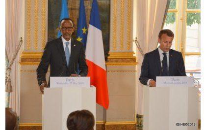 Paul Kagame à l'Elysée : un rapprochement  sans transparence ni reconnaissance des responsabilités françaises