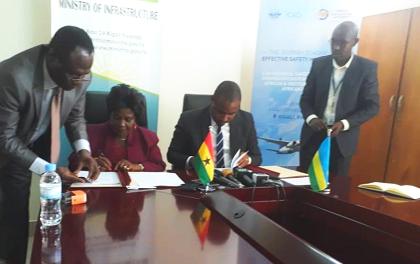 RWANDAIR : Accords Aériens : Kigali et Accra se Rapprochent !