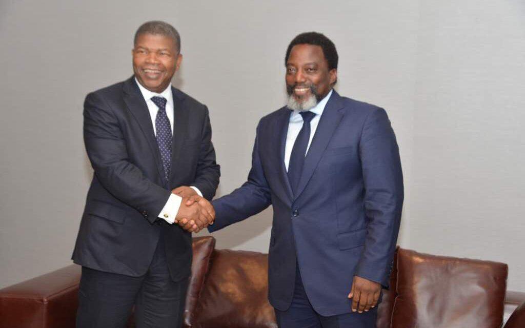 Paranoïa de Kinshasa : Pas de conspiration contre la RDC mais respect des accords bénis par l'Église, rassure Luanda