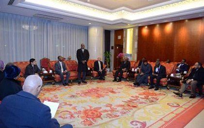 BEIJING : Le Groupe d'Ambassadeurs Africains Célèbre la Journée de l'Afrique