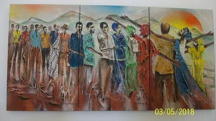 DAK'ART : Le Rwanda à l'honneur
