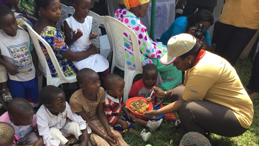 Rwanda – L'hygiène est le principal vaccin contre les maladies infantiles.