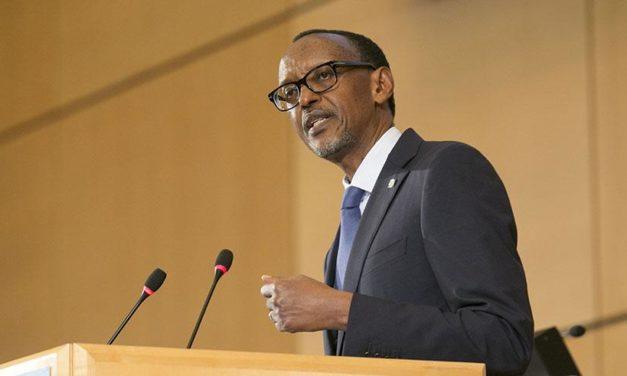 Le Président Paul Kagame soutient la proposition de l'OMS sur la couverture sanitaire universelle.