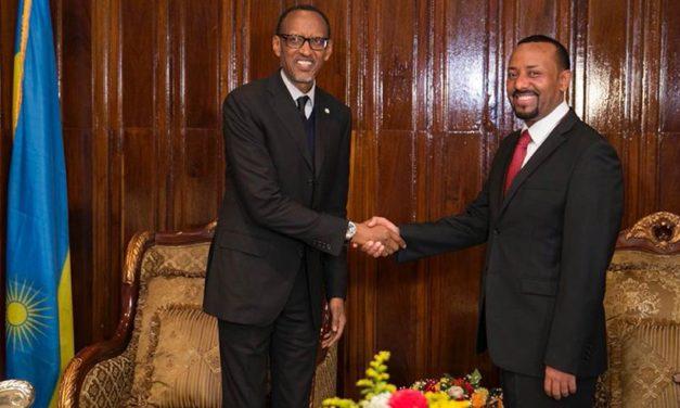 Le Président Kagame en Ethiopie pour une visite d'Etat.