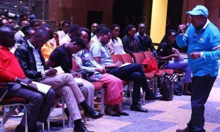 Rwanda – Les jeunes du FPR ont été mis en garde contre la complaisance