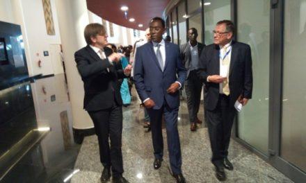 «La Coopération UE-Afrique doit avoir un sens d'urgence pour créer les conditions de la Transformation du continent»- B.Makuza