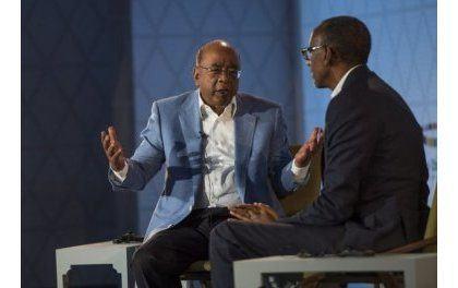 Sinigeze mbona igihugu cya Afurika kiyobowe neza nk'u Rwanda- Mo Ibrahim