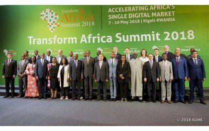 Kagame au Transform Africa loue les TICs au service du commerce interafricain