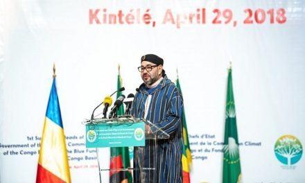Brazzaville: Discours Sa Majesté le Roi Mohammed VI lors du1er Sommet sur le Climat et le Fonds Bleu du Bassin du Congo