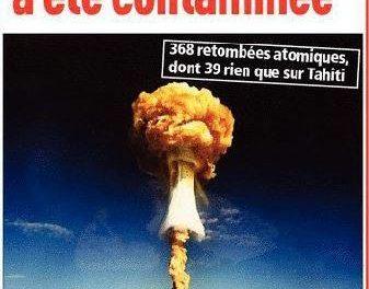 L'œuvre négative du colonialisme français en Polynésie Du « bon sauvage » à la bombe nucléaire coloniale