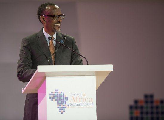 TAS 2018 : «Mobiliser d'abord le capital africain et attirer ensuite les grands investissements étrangers»- Kagame
