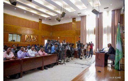 Aucune relation entre la Candidature à l'OIF de Louise et l'état des relations franco rwandaises- Olivier Nduhungirehe