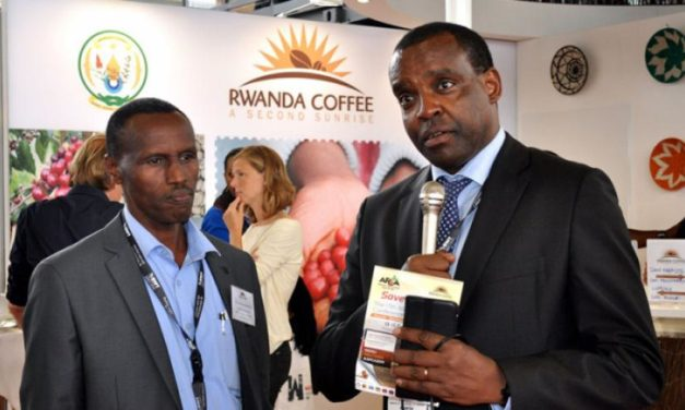 Rwanda – Le café de spécialité rwandais présenté à Amsterdam.