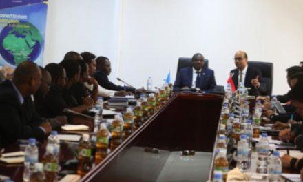 Le Vice-Premier Ministre de Singapour au Rwanda pour une visite de travail de deux jours.