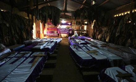 Rwanda : des restes de plus de 43 000 victimes du génocide de 1994 transférés dans un mémorial