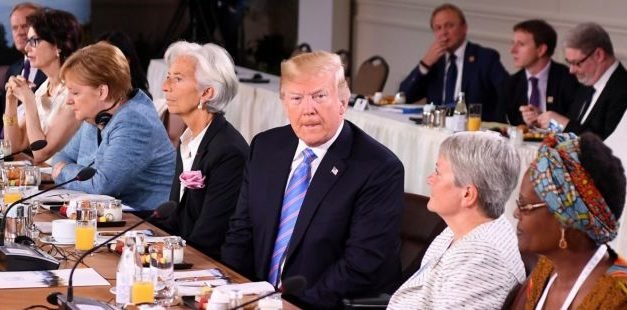 Trump torpille l'accord final, le G7 vire au fiasco