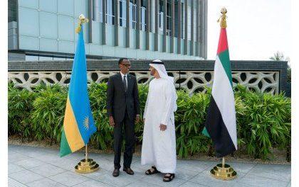 Igikomangoma Mohammed bin Zayed n'abashoramari bakomeye b'i Dubai na Abu Dhabi bategerejwe mu Rwanda