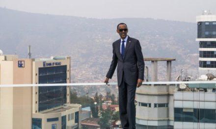 Paul Kagame : « L'Afrique n'a pas besoin de baby-sitters »