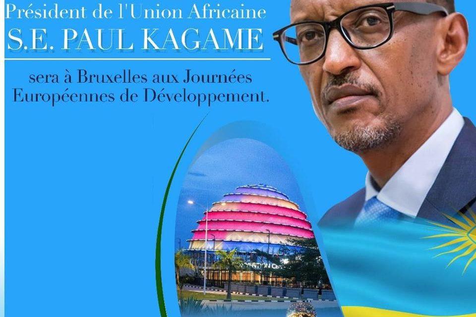 La Diaspora Rwandaise de Belgique vous invite à une manifestation de soutien le 05 juin 2018