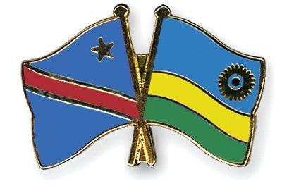 Signature conjointe du Procès verbal de démarcation des frontières communes entre la RDC et le Rwanda