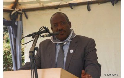 Prof. Dusingizemungu yasabye ingufu z'amategeko ku magambo Musenyeri Mbonyintege aherutse kuvuga