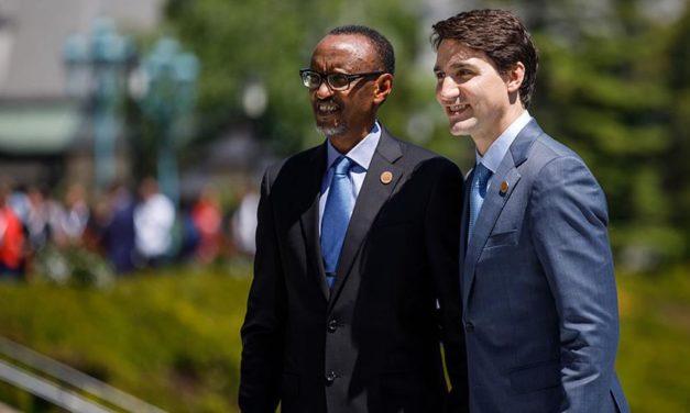 G7 – Traduire la volonté politique en action, déclare le Président Paul Kagame sur le changement climatique.