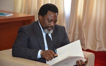 RDC: Kabila Reçoit un Emissaire de Poutine